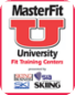 Southern Ski was taugh by and taught at MasterFit University